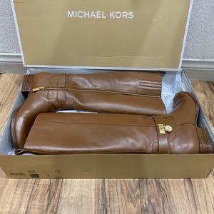 Like new Michael Kors Riding Boots